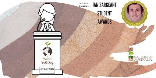 Ian Sargeant Student Awards - 2019