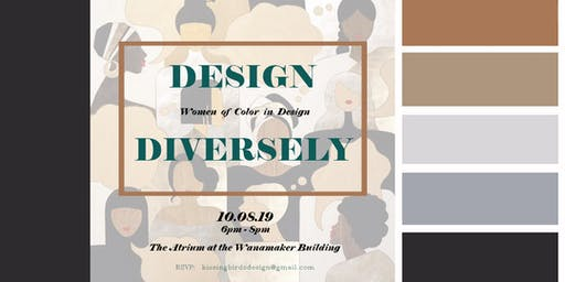 Design Diversely: Women of Color in Design
