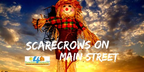 2019 Scarecrows on Main Street Registration tickets