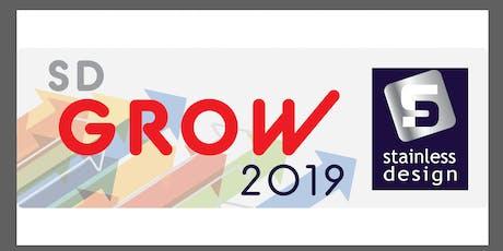 SD GROW 2019 ingressos