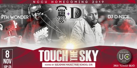 Touch The Sky: 9th Wonder and DJ D-Nice tickets