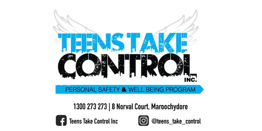 Teens Take Control Inc. Charity Fundraiser