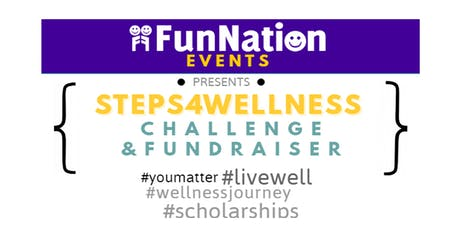 Steps4Wellness Challenge and Fundraiser (Virtual Event) tickets