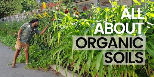 All About Organic Soils - Spring Garden Workshop
