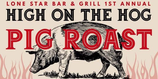 1st Annual High on the Hog Pig Roast