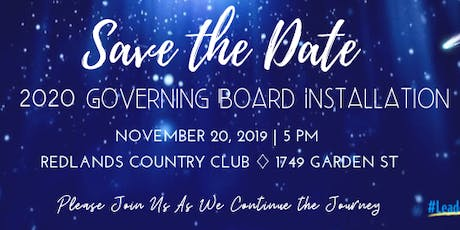 Women's Council of REALTORS® East Valley  Installation tickets