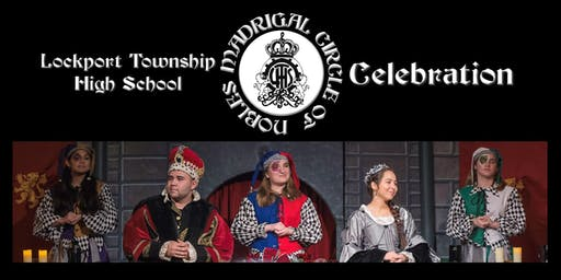 Circle of Nobles, 2019 Madrigal Feaste: Saturday, Dec. 7th at 1:00 pm