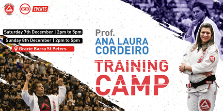 Prof. Ana Laura Cordeiro Training Camp tickets