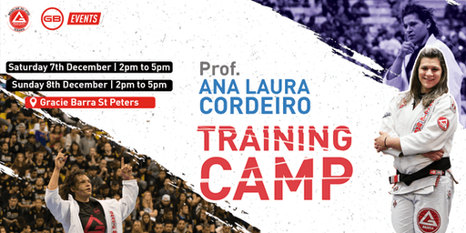 Prof. Ana Laura Cordeiro Training Camp