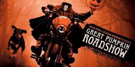 Great Pumpkin Roadshow  tickets