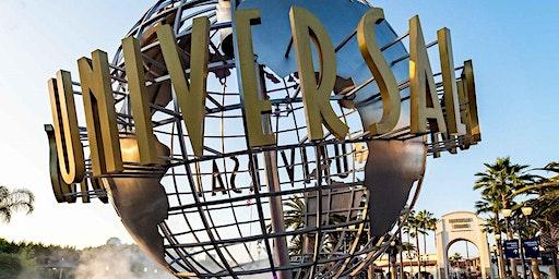 What a way to getaway .....to California-Universal Studios