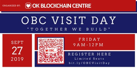 OBC Visit Day tickets