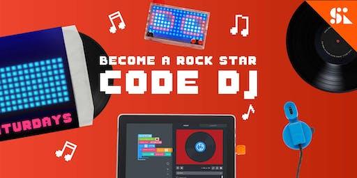 Become a Rock Star Code DJ, [Ages 7-10], 2 Dec - 6 Dec Holiday Camp (9:30AM) @ East Coast