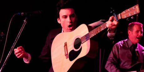 Walking The Line Johnny Cash & June Carter Tribute Christmas Show tickets