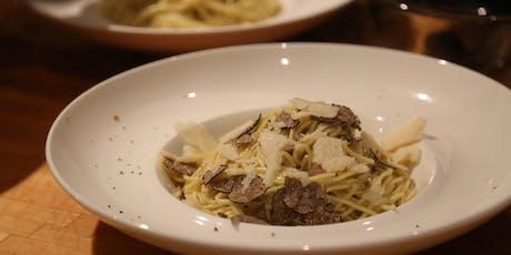 Italian Supper Club: Truffles in Piedmont  tickets