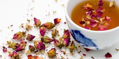 Herbal Tea Tasting + Blending Workshop: Autumn Transitions