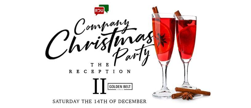 The Reception Company Christmas Party