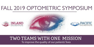 2019 Fall Optometric Symposium: Nov. 7, 5:30-10pm, Free Registration