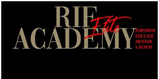 R.I.F Elite Academy Info Session and Parent Meet & Greet