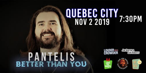 Pantelis is Better Than You | Quebec