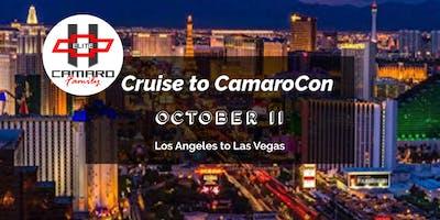 Cruise To CamaroCon