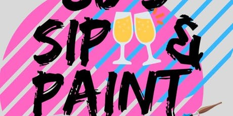 80s SIP & PAINT  tickets