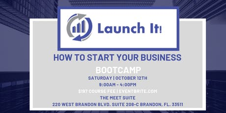 Business Startup Bootcamp tickets