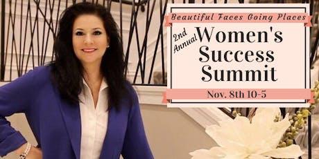 2nd Annual Women's Success Summit tickets