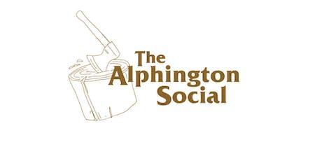The Alphington Social's Cheese Master Class tickets