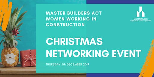 MBA WWIC Christmas Networking Event