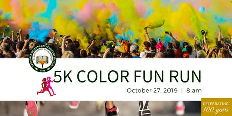 5K  Color Fund Run - Avondale 100th Celebration tickets