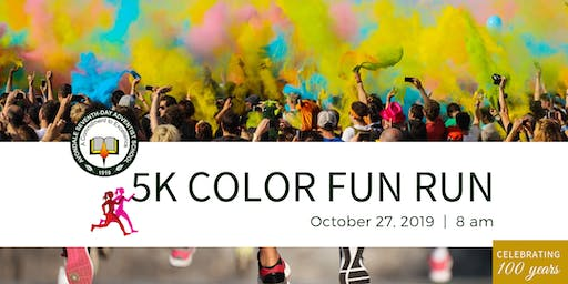 5k Color Fun Run: for Education - Avondale 100th Celebration