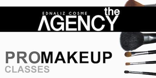 1st Level PRO Makeup Classes Aguadilla