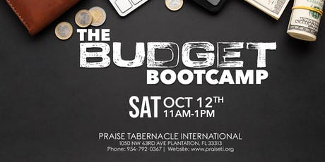 The Budget Bootcamp entradas