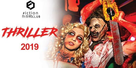 THRILLER 2019 @ Fiction //Thursday OCT 31//Toronto's Annual Halloween Party tickets