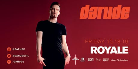 FUNHOUSE FRIDAYS LAUNCH PARTY ft. Darude | 10.18.19 | 10:00 PM | 21+ tickets