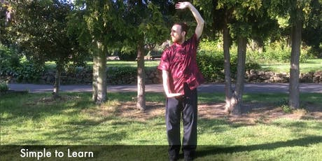 Shaolin Cosmos Qigong (Chi Kung)FREE Introduction Class tickets