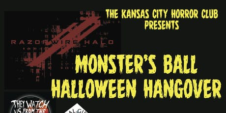 Monster's Ball: Halloween Hangover tickets