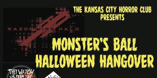Monster's Ball: Halloween Hangover