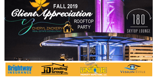 Client Appreciation Rooftop Party
