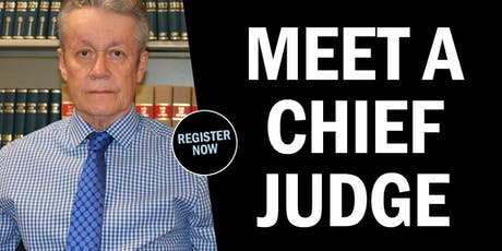 Meet a Chief Judge: Chief Judge John Lowndes tickets