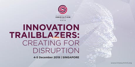 3rd International Innovation Summit 2019 tickets