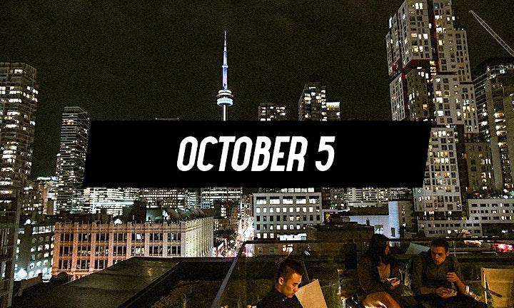 Burger Drops x George Motz - October 5 image