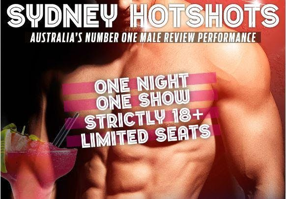 Sydney Hotshots Live At The Pittwater RSL