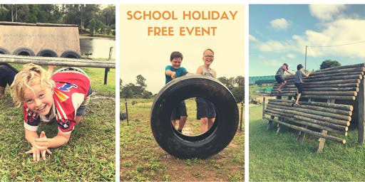 FREE YOUTH OBSTACLE COURSE EVENT