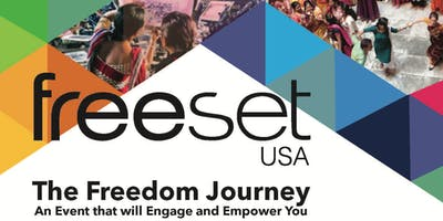 The Freedom Journey:  An Event that will Engage and Empower You