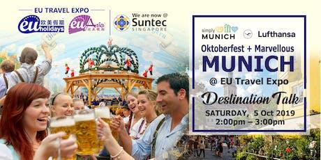 Oktoberfest + Marvellous Munich tickets