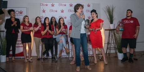 Women Grow LA Signature Networking and Talk-show Event - Breast Cancer tickets