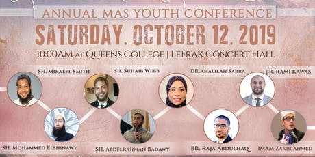 MAS NY Youth Conference: Liberated Minds, Liberated Souls tickets