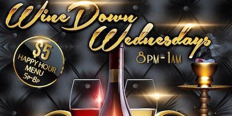 Wine Down Wednesdays & Karaoke tickets